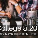 College & 20's