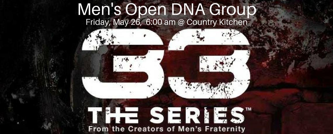 Men's Open DNA Group