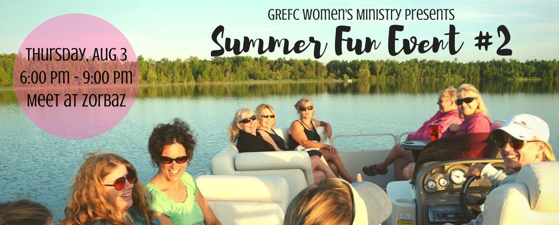 Summer Fun Event