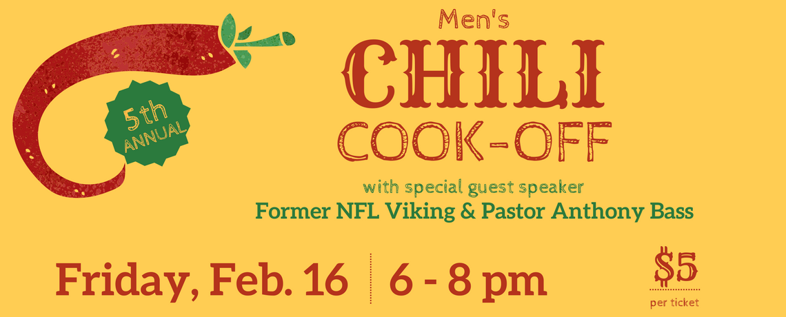 Men's Chili Cook-Off