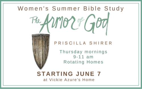 Women's Bible Study – Armor of God — Together In Christ