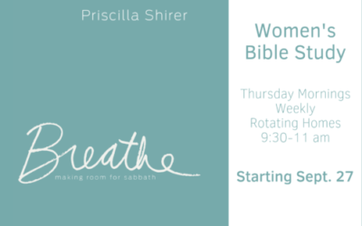 Women's Bible Study — Together In Christ, Making Him Known  Grand