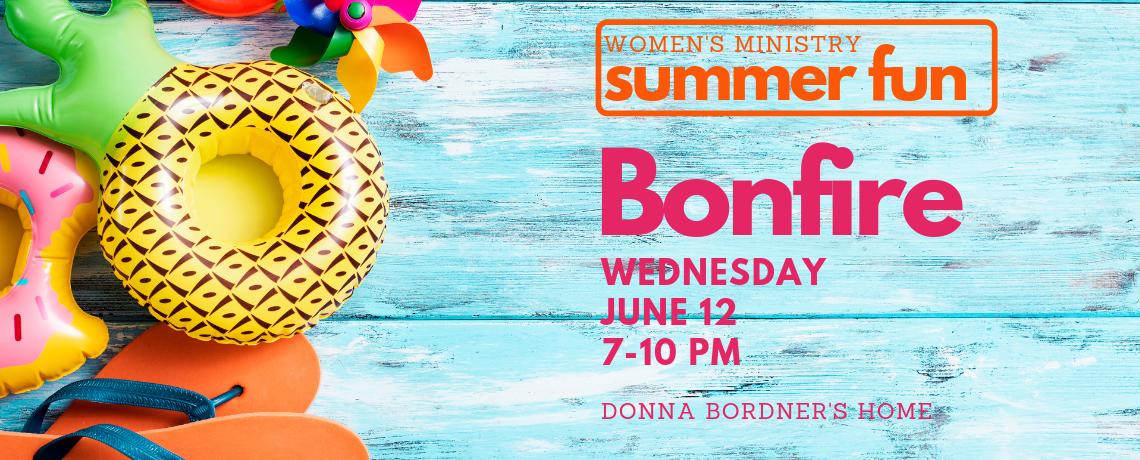 Summer Fun – Bonfire