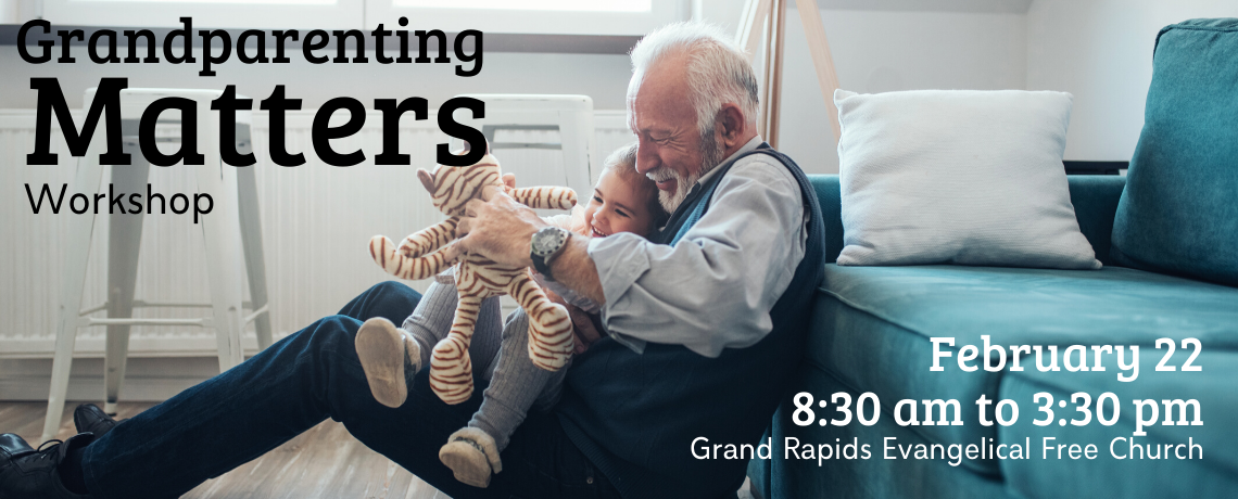 Grandparenting Matters Workshop