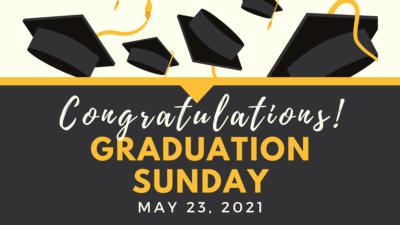 Graduation Sunday – The Focus of the Heart